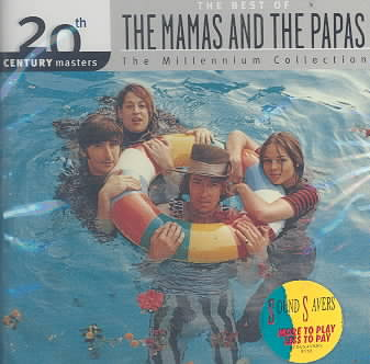 20TH CENTURY MASTERS:MILLENNIUM COLLE BY MAMAS & THE PAPAS (CD)