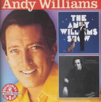 ANDY WILLIAMS SHOW/YOU'VE GOT A FRIEN BY WILLIAMS,ANDY (CD)